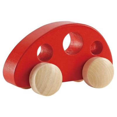 coche de madera para bebés